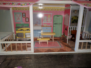 Doll House - wood