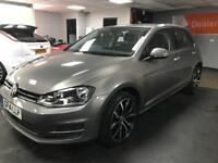 2014 Volkswagen Golf 1.6 TDI SE DSG (s/s) 5dr