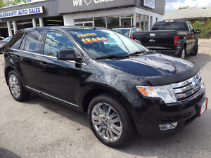 2010 Ford Edge LIMITED AWD SUV...NAVI, LOADED...MINT COND.