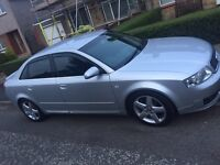Audi A4 1.8t 187bhp...sell or swap