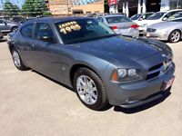 2006 Dodge Charger SXT 3.5L H.O. SEDAN…LOW KMS…MINT COND.