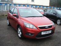 2009 Ford Focus 1.6TDCi Zetec **£30 Tax / New MOT**