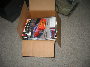A box of over 100 Vette and Hot Rod Books. Will not ship. over