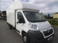 2014 CITROEN RELAY 2.2 HDI 130 35 13 FT 6 LUTON WITH TAIL LIFT**BUY FROM £69 P/W