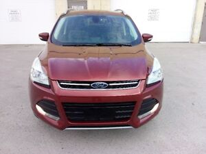 2014 Ford Escape Titanium EcoBoost SUV, FREE WARRANTY