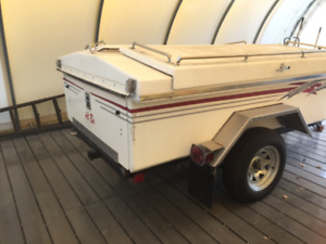 Camper or construction trailer