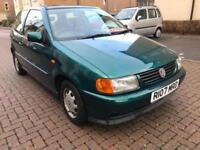 Volkswagen Polo 1.4 CL - LOW MILEAGE - 6 MONTHS MOT