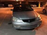 Acura 1.7 EL 2001 price for fast sell. 1400$
