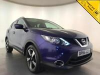 2016 NISSAN QASHQAI N-TEC + DCI AUTOMATIC DIESEL 1 OWNER NISSAN SERVICE HISTORY