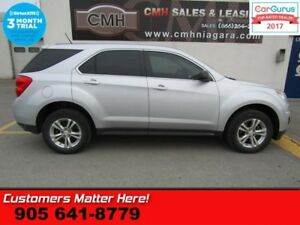 2014 Chevrolet Equinox LS  AWD CHROME WHEELS BLUETOOTH CLIMATE 1
