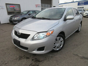 2009 Toyota Corolla-SAFETY CERTIFIED! !6 MONTHS WARRANTY! $7,399