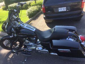 Harley Davidson Flhx 2012