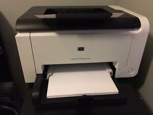 HP LaserJet Colour Printer