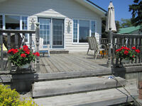 Waterfront  Bungalow