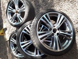 """OEM BMW 19"""" Staggered rims for sale"""