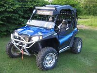 """MINT CONDITION"" POLARIS RZR S LIMITED EDITION"