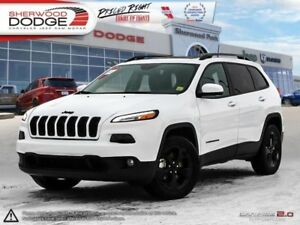 2017 Jeep Cherokee Limited  LEATHER | REMOTE START | BACKUP CAM