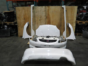 JDM 02+ Honda Civic EP3 Type R Sir Front End Nose cut Conversion