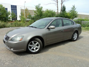 2006 NISSIAN ALTIMA 2.5S SPECEIAL EDTION 4 CYL A GAS SAVER SEDAN