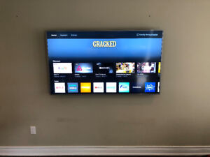 TV Wall Mount Installation Mounting Service Installers Hamilton