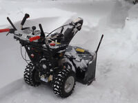 Snow removal Debert Area Only $35 average Property.