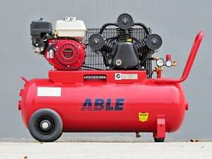 a Honda AIR COMPRESSOR 5.5HP HONDA 100 LITRE 18CFM 125PSI Ballarat Central Ballarat City Preview