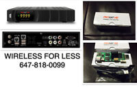PROSAT HD FTA, WITH IPTV AND ANDROID KIT BETTER THEN DREAMLINK