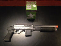 Airsoft Gun and ammo - have some fun!