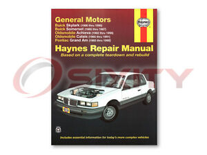 HAYNES  GM  MANUAL