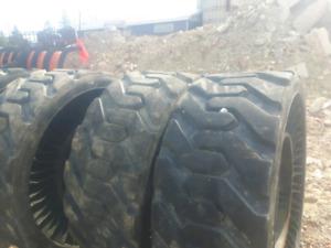 Michelin  airless sķid stee tires