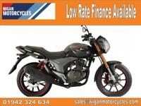 KEEWAY RKV125 NEW 2017 MODEL WITH 2 YEARS WARRANTY