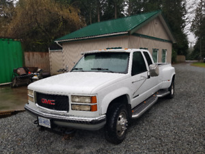 1994 GMC 3500 dually extended cab 4x4