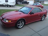 1994 Mustang Gt special Edition convertible