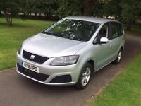 Seat ALHAMBRA Automatic 7 seater Diesel