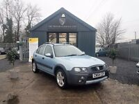 Rover Streetwise 1.4 16V SE 103PS (blue) 2005
