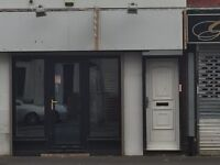 Shop to let . Leigh . Lancashire