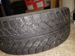 205/55/R16 Four Winter tires/ Quatre Pneus d'hiver