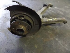 BMW 325e Right Rear Trailing Arm Knuckle Assembly E30 OEM