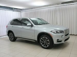 2017 BMW X5 35i x-DRIVE AWD w/ HEAD UP DISPLAY, NAV, PANORAMIC