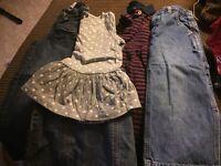 Girls SZ 5 Brand Name Clothes