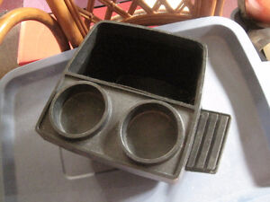 Garbage/cup holder/Kleenex holder container for car-STRATHROY