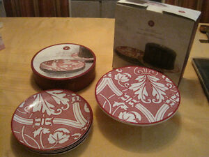 Cake stand and dessert dishes STRATHROY