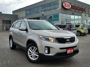 2014 Kia Sorento LX | AWD | HTD SEATS | PARKING SENSORS