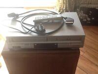 Alba Video & DVD Player 2 in 1 Unit