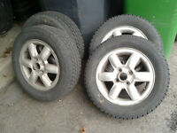 BEAU/BEAUTIFULL MAGS / TIRES 14 inch