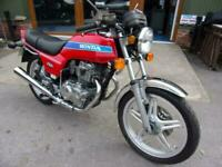 Honda CB 250N SUPERDREAM 1981/W