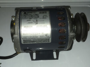 Emerson 1/3 hp Electric Motor.