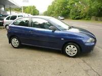 2003 Seat Ibiza 1.4 16v S 3dr