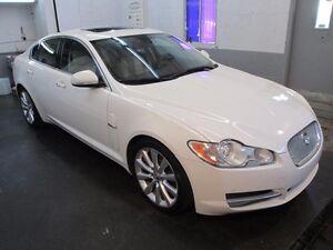 Jaguar XF Premium Luxury 2010
