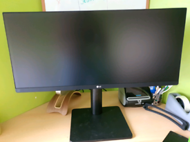 LG 29UB67-B 29'' Monitor 21:9 UltraWide FHD 2560x1080 DisplayPort HDMI